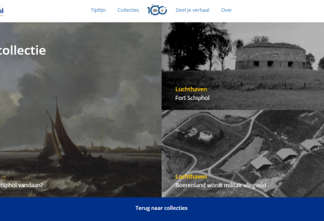100 years Amsterdam Airport Schiphol: browse, share and upload your story/ies!
