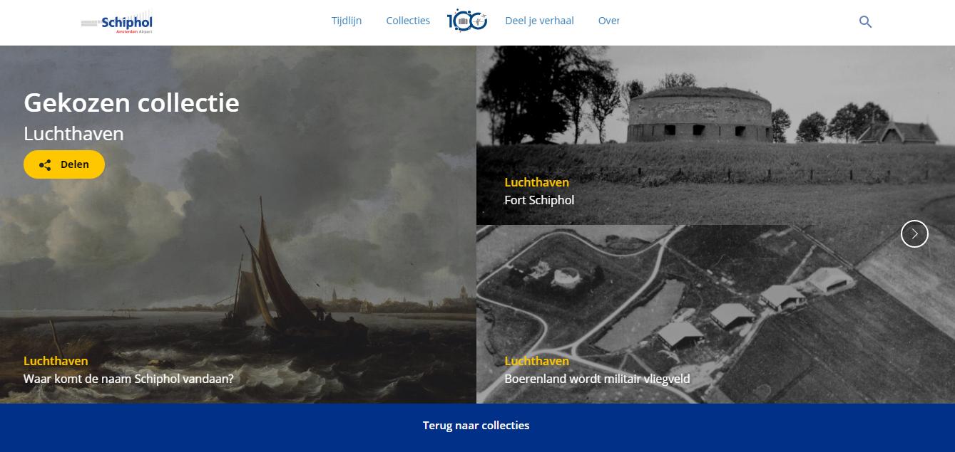Online museum: www.schiphol100jaar.nl